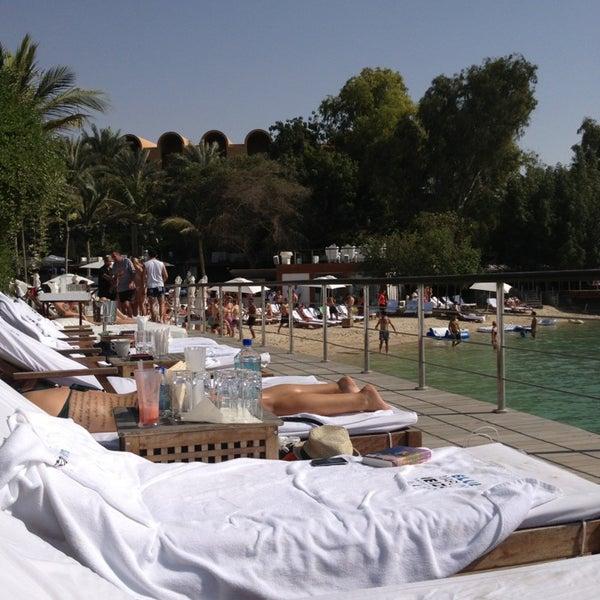 Снимок сделан в Blue Marlin Ibiza пользователем Serene T. 3/1/2013