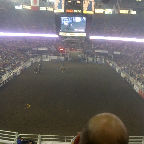 11/10/2012 tarihinde Robertziyaretçi tarafından Northlands Coliseum'de çekilen fotoğraf