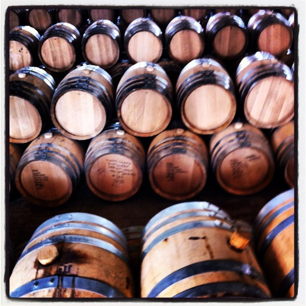 Foto scattata a Kings County Distillery da Nicole P. il 6/22/2013