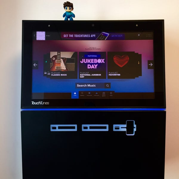TouchTunes HQ - Turtle Bay - 0 tips