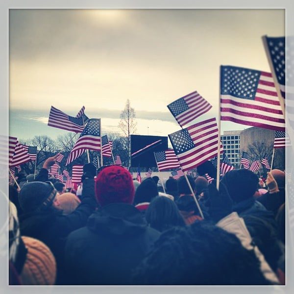 Foto scattata a National Mall da Clay W. il 1/21/2013