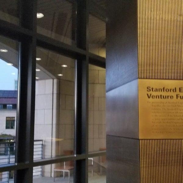 Mackenzie Room - Stanford, CA