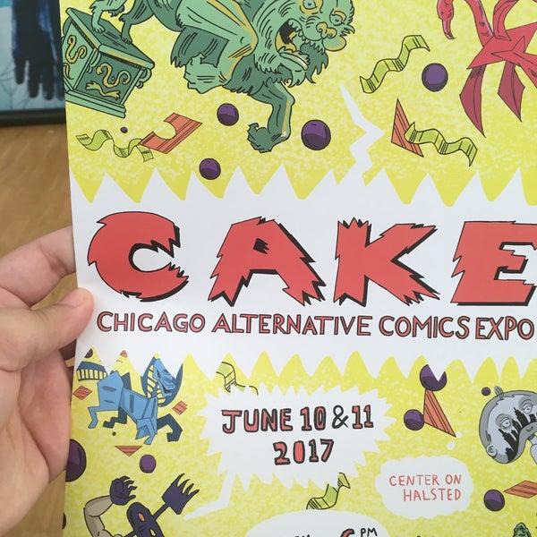 chicago alternative comics expo - 600×600