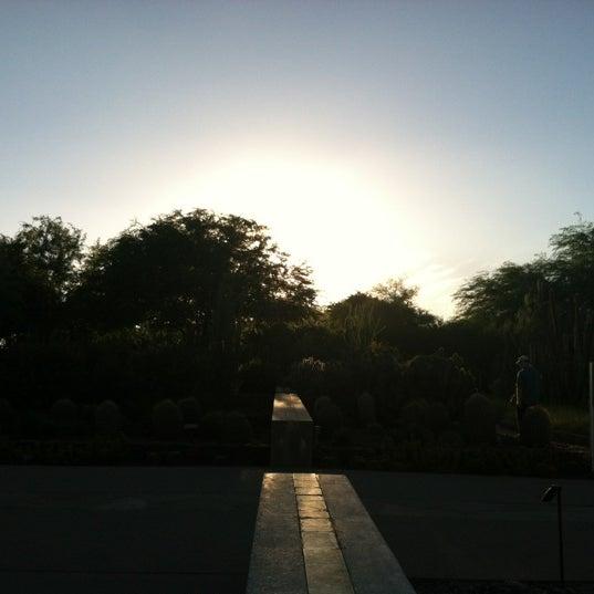 Foto tirada no(a) Desert Botanical Garden por Gabriela F. em 10/10/2012