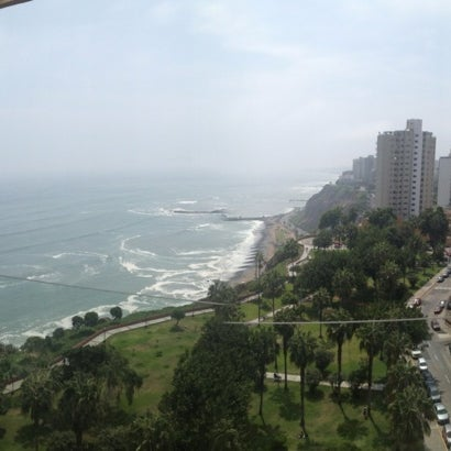 Das Foto wurde bei Belmond Miraflores Park von Rodrigo S. am 3/21/2013 aufgenommen