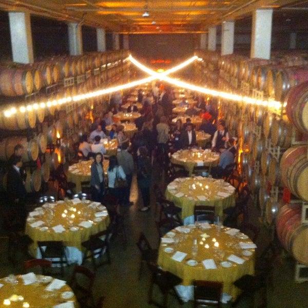 Das Foto wurde bei Artesa Vineyards & Winery von stephen h. am 5/17/2013 aufgenommen