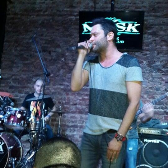 Foto diambil di Mask Live Music Club oleh @yasemin_isiklioglu pada 5/5/2013