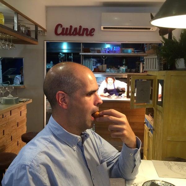 Foto tomada en Bache Restaurante por Jonatan A. el 7/29/2015