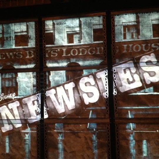 11/4/2012にColleen W.がNederlander Theatreで撮った写真