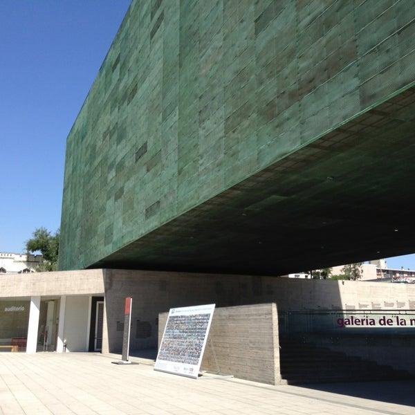 Foto diambil di Museo de la Memoria y los Derechos Humanos oleh Gustavo M. pada 12/28/2012