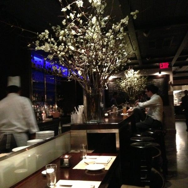 Foto tirada no(a) Mercer Kitchen por Taewon L. em 1/29/2013