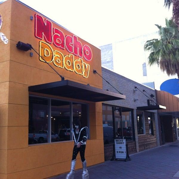 Foto scattata a Nacho Daddy da Cathy B. il 10/11/2013