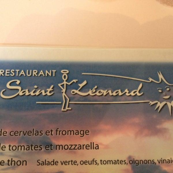 Saint Léonard Café Restaurant 2 Tips From 24 Visitors