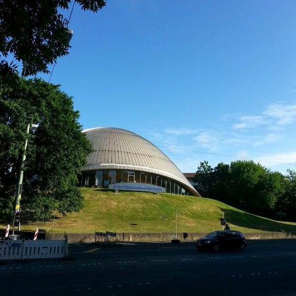 Ruhrtop Karte.Zeiss Planetarium Bochum Planetarium In Bochum