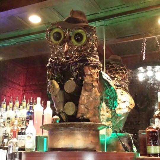 Снимок сделан в The Owl Bar пользователем Karl 3/8/2014