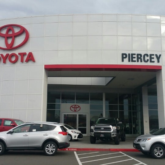 Photo Taken At Piercey Toyota By Stacey Marie On 1 26 2017