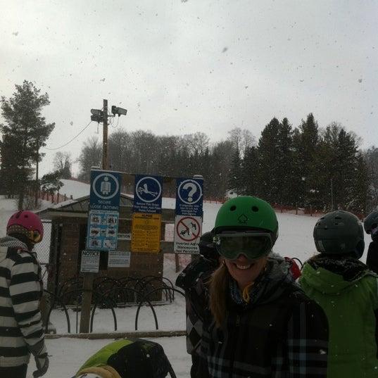 2/16/2013にHarley O.がChicopee Ski & Summer Resortで撮った写真