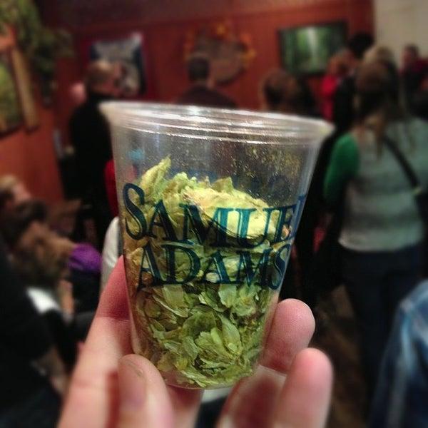 Photo prise au Samuel Adams Brewery par Steve G. le11/20/2012