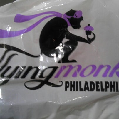 Das Foto wurde bei Flying Monkey Bakery von ✈--isaak--✈ am 10/17/2012 aufgenommen