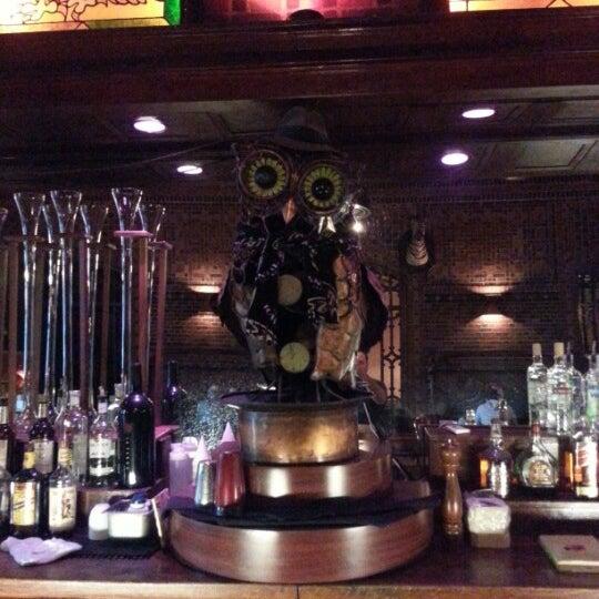 Снимок сделан в The Owl Bar пользователем Fernando C. 1/31/2013