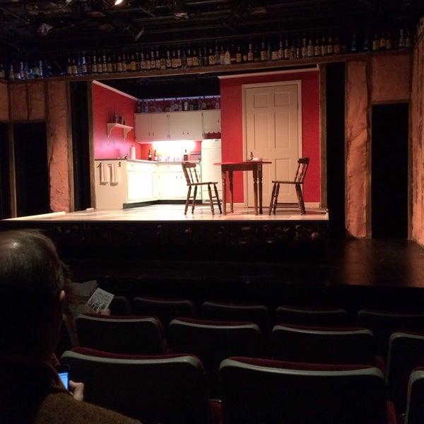11/2/2013にKarli N.がRattlestick Playwrights Theaterで撮った写真