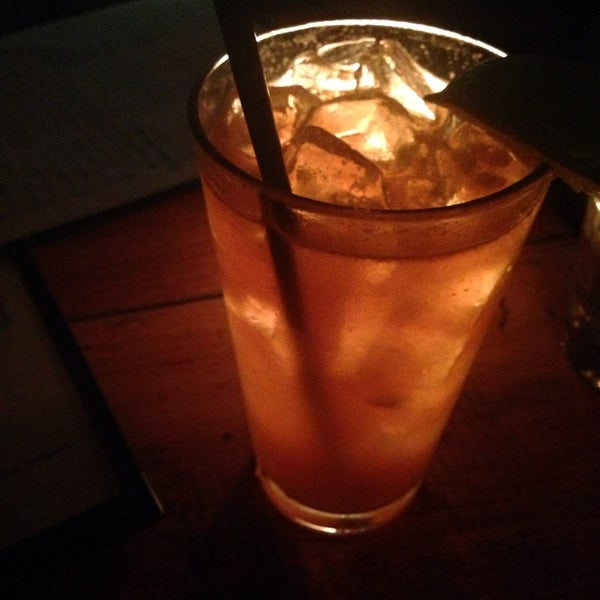 The Damaged Soul is the perfect spicy, smokey cocktail.
