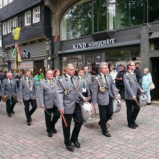 Wann ist schützenfest in goslar
