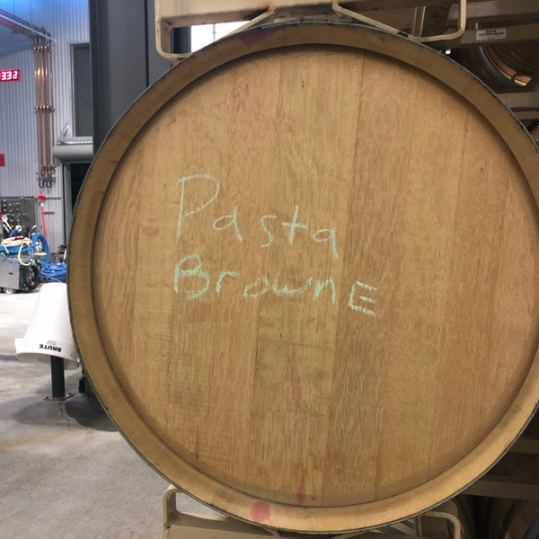 Photo taken at Kosta Browne Winery by Christopher T. on 2/9/2019
