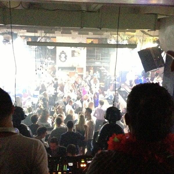 รูปภาพถ่ายที่ Moska Bar โดย Алекс SkazkaClub А. เมื่อ 6/1/2013