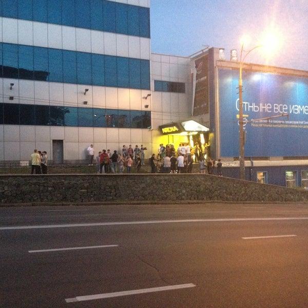 7/7/2013 tarihinde Олег Б.ziyaretçi tarafından Киберcпорт Арена'de çekilen fotoğraf