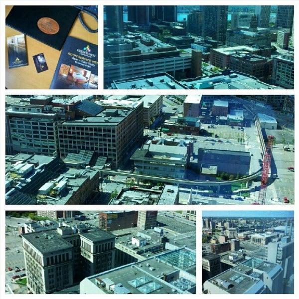 Foto scattata a Greektown Casino-Hotel da Ace. B. il 9/15/2012