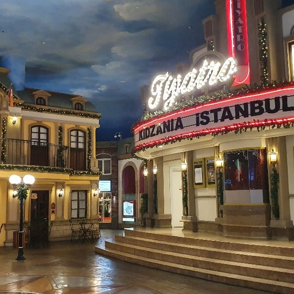 Das Foto wurde bei KidZania İstanbul von MarZieH . am 1/10/2020 aufgenommen