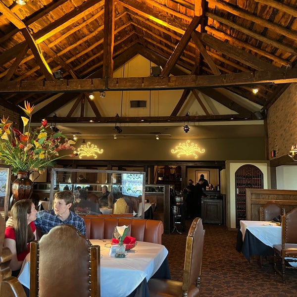 Photo taken at Refectory Restaurant and Bistro by Justin S. on 10/1/2021