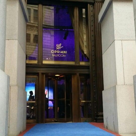Foto tirada no(a) Museum of American Finance por Karen P. em 6/10/2014