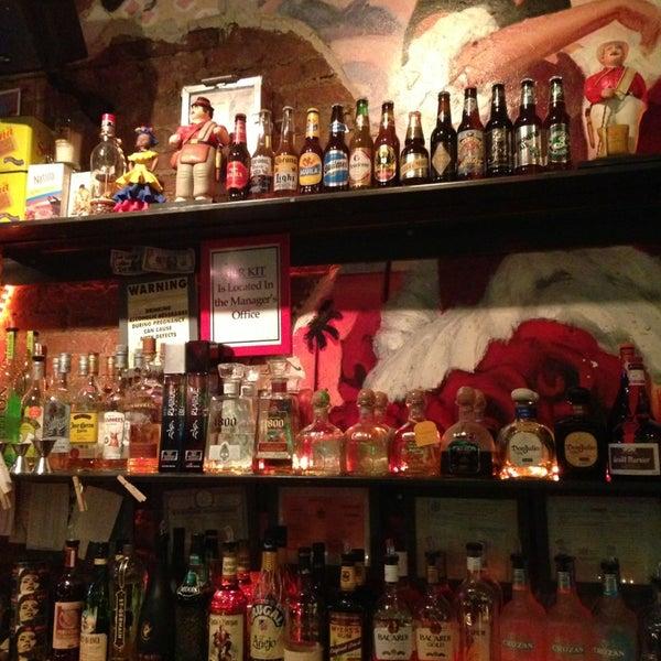 Das Foto wurde bei Bogota Latin Bistro von Dee M. am 2/12/2013 aufgenommen