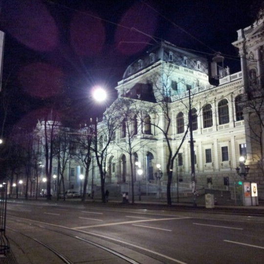 Foto tomada en Universität Wien por Luis E. R. el 12/27/2012