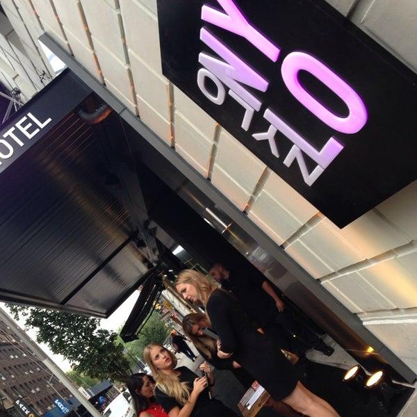 10/3/2013에 Brandon G.님이 NYLO New York City에서 찍은 사진