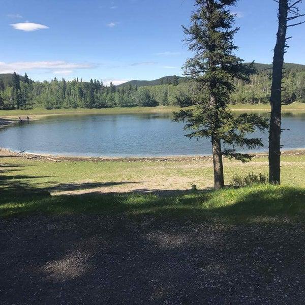 Sibbald Lake Campground