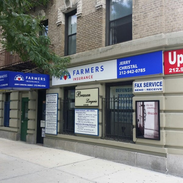 Farmers Insurance - Jerry Christal Agency - Office in New York