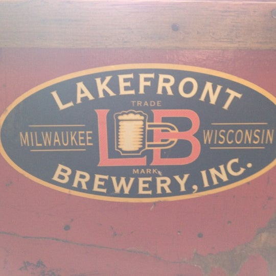 Photo prise au Lakefront Brewery par Steve D. le1/24/2013