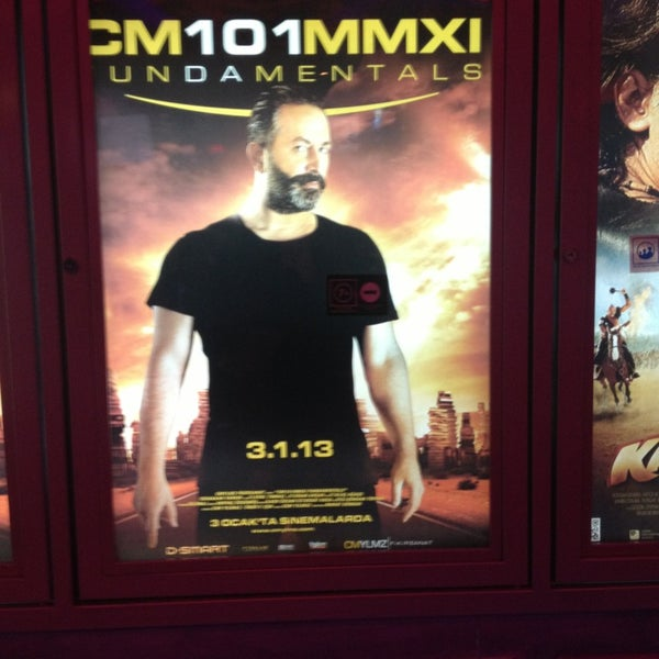 Photo prise au Spectrum Cineplex par ILGIN ÖZLEM le1/11/2013