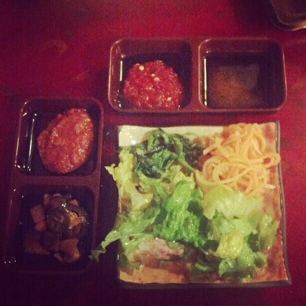Foto scattata a Hae Jang Chon Korean BBQ Restaurant da Joy A. il 1/19/2013