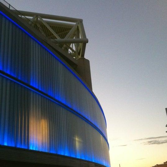 Foto diambil di RCDE Stadium oleh Nacho A. pada 11/10/2012
