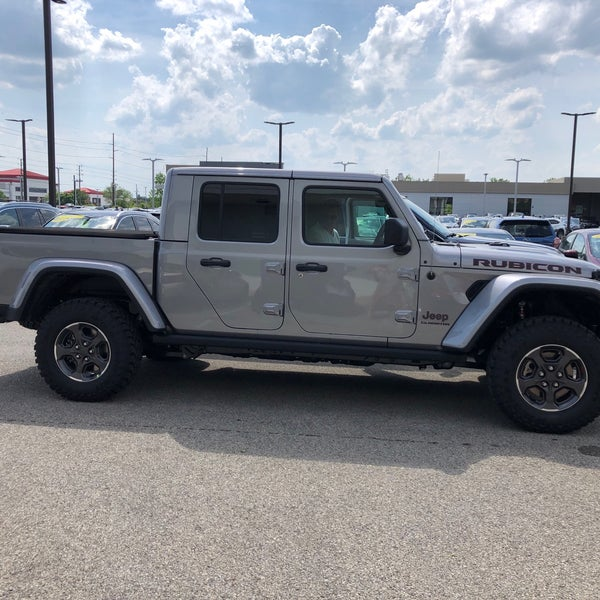 Tom O Brien Jeep >> Photos At Tom O Brien Chrysler Jeep Indianapolis In