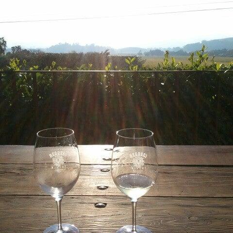 Снимок сделан в Regusci Winery пользователем Shelby 11/7/2012