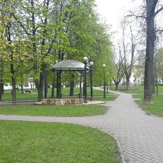 Степановский сад минск фото