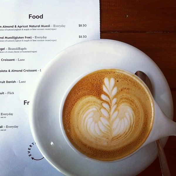 4/24/2013にMichelle N.がEveryday Coffeeで撮った写真