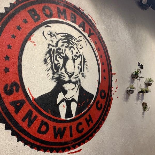 Foto diambil di Bombay Sandwich Co. oleh Parastou M. pada 8/5/2019