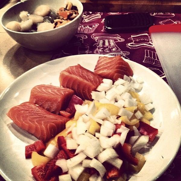รูปภาพถ่ายที่ Culinaryon โดย Anna S. เมื่อ 1/20/2013