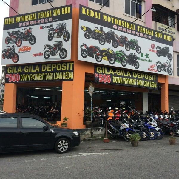 Kedai Motorsikal Tenaga Kajang Toko Sepeda Motor